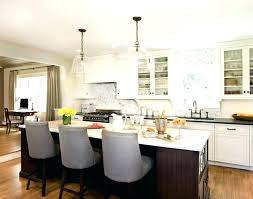installing pendant lights lighting over kitchen island ideas how to hang high should yo