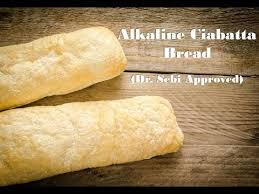 We love a good curry and when you have a good curry, well, a delicious naan bread is the perfect companion. Alkaline Vegan Ciabatta Bread Dr Sebi Alkaline Inspired Food Youtube