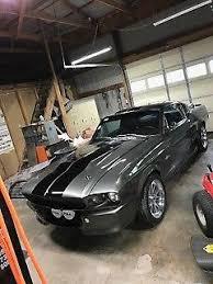 1968 Mustang Shelby Eleanor Pepper Gray Resto Replica Like Gone in ...
