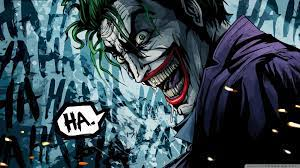My Joker HD Desktop Wallpaper 1080p ...