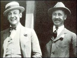 marc connelly and robert benchley
