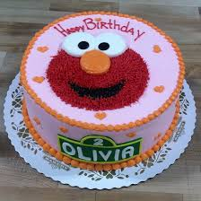 Sesame Street Character Cake In 2019 Fun Cakes For Any Occasion