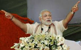 Image result for images of pm modi in varanasi