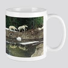 Wolf Mate Mugs - CafePress