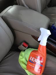 lexol is by far the best leather cleaner i ve used in the last 10 years pictured below is the below and after difference after lexol is applied on the