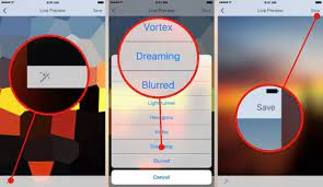 iOS Tip: Create Your Own Live Wallpaper ...