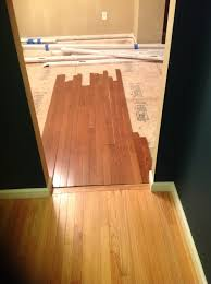 Canu0027t Match Wood Floor Colors. What To Do?