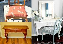 french country vanity set flea chic