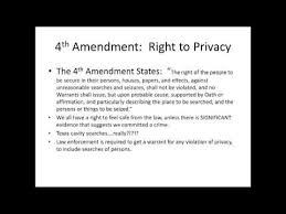 have at least one other person edit your essay about th amendment the fourth amendment to the us constitution is aimed at protecting people from unlawful search and seizure