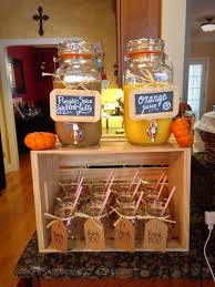 Karau0027s Party Ideas Ready To Pop Couples Boy Girl Fall Baby Shower Baby Shower Fall Ideas