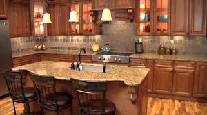 Mocha Shaker Kitchen Cabinets Society Hill Mocha Kitchen Cabinets Youtube