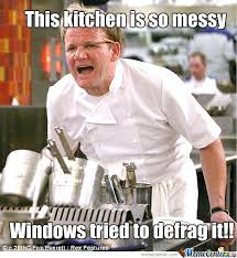 Messy Kitchen by recyclebin - Meme Center via Relatably.com
