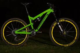 sam hill s brand new 2018 nukeproof mega am 27 5 in monster green of course