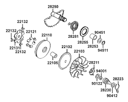 kymco scooter ks9e06dp94511 drive pulley part 94511 14000 cir clip parts diagram info here are the complete 2003 kymco super 9 50cc scooter parts diagrams in pdf format you can parts diagrams for your kymco scooter