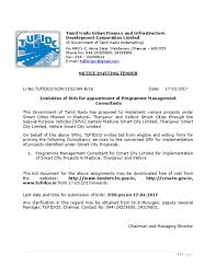 Management Proposal Best Request For Proposal For Appointment Of Programme Management