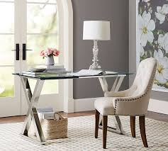 office glass desks. Full Size Of Furniture:ava Metal Desk O Graceful Glass Home Office 45 Large Thumbnail Desks
