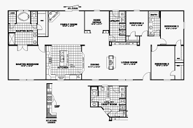front kitchen mobile home floor plans awesome manufactured home floor plan 2009 clayton della
