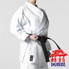 Shureido Superior Heavy Weight Karate Gi Set K 10