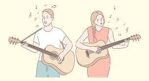 About the best songs of the 2000's on guitar. 23 Best Guitar Duet Songs To Learn Easy Hits Music Grotto