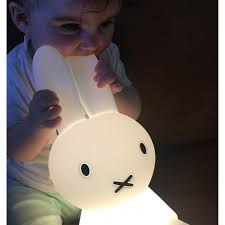 Mr Maria Miffy First Light Rechargeable Travel Lamp Jadrem Toys