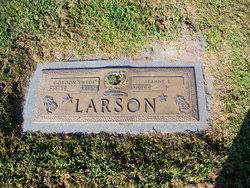 """Gordon Wesley """"Swede"""" Larson (1912-1987) - Find A Grave Memorial"""