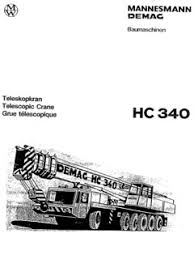 All Terrain Cranes Demag Specifications Cranemarket