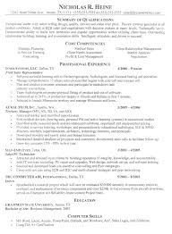 Excellent Sales Resume Examples Best of Sales Resume Samples Roddyschrock