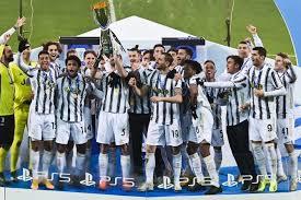 A post shared by juventus (@juventus). Juventus Beat Napoli To Win Italian Super Cup Arab News