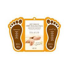 <b>Пилинг для ног MJ</b> Care Soft Miracle Foot Peeling Pack | Отзывы ...