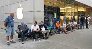 waiting in line. Plain Line IPhone Line Tip 2 Execute The Plan Throughout Waiting In I