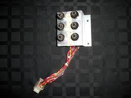 bally electromechanical em slot machine fuse box