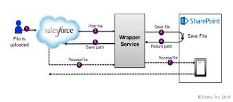 from sforce sharepoint integration