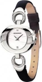 Женские <b>часы Romanson RN0391QLW WH</b> 《ЦЕНА СНИЖЕНАᐈ ...