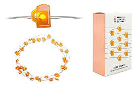 brooklyn lighting company 36 led beer silver wire lights string metal brooklyn lighting company69