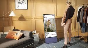 Smart Tivi Màn Hình Xoay The Sero QLED Samsung 4K 43 inch QA43LS05T - Điện  máy Sài