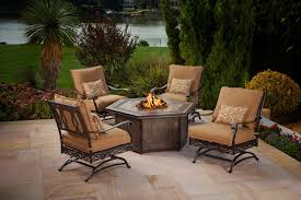 patio furniture sets with fire pit. Perfect Pit Throughout Patio Furniture Sets With Fire Pit I
