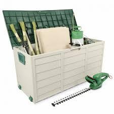plastic outside storage utility shed outdoor cushion storage garden bin storage small garden sheds deck storage