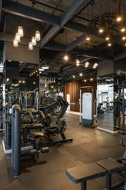 Best Gym Lighting Fitness Club Palestra On Behance Gym Interior Gym Design