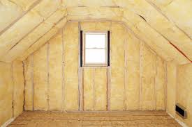 How To Assess Your Attic Storage Potential - Bathroom venting into attic