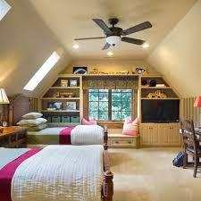 bedroom attic decor slanted walls 64