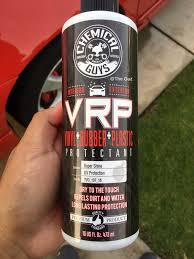 Review Chemical Guys Vrp