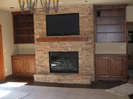 stunning fireplace rock rocks stones home depot veneer ideas rockford il wall for gas tile tx 2