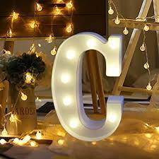 diy lighting wedding. Amiley Light Up Letters , DIY LED Decorative A - Z Marquee Alphabet Letter  Lights Sign Diy Lighting Wedding