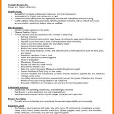 Personal Assistant Job Description For Resume Unique Job Description Resume Preschool Teacher Assistant For With 52