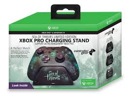 Xbox Design Lab Pro Charging Stand Controller Gear Sea Of Thieves Special Edition Xbox Pro