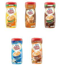 Nestle coffeemate coffee creamer hazelnut liquid creamer singles pack of 200 * for more information, visit image link. Nestle Coffee Mate Powdered Coffee Creamer Pack Of 2 Many Flavors Pick N Choose 19 99 Coffee Creamer Coffee Mate Nestle Coffee Mate Powder Coffee Creamer