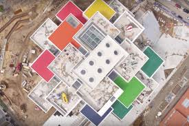 Real Life Lego House Lego Inhabitat Green Design Innovation Architecture Green
