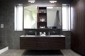 over bathroom cabinet lighting. recessed led cool modern bathroom lighting wooden design ideas inspiration home interior downlights over sink cabinet