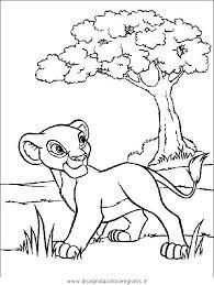 Disegno Releone116 Personaggio Cartone Animato Da Colorare