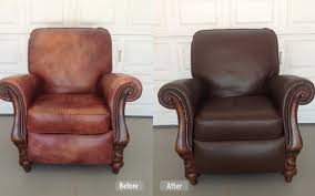 Amazing Leather Repair by Fibrenew Mesa in Fountain Hills AZ